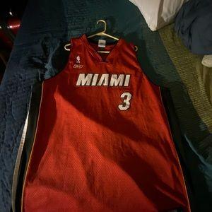 "Dwayne Wade Miami Heat ""Away"" Jersey"